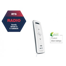 Télécommande SOMFY Situo 5 RTS Pure II