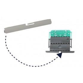 Profil d'attelage pour verrou clicksur de 14mm sur lame de 8mm