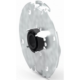 Flasque fixe de guidage avec palier - pour joues de 150 et 165 mm