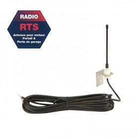 Antenne RTS pour moteur de portail et porte de garage