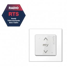 Module Sensitif Smoove 1 RTS blanc avec cadre
