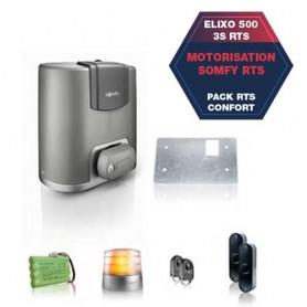 Motorisation SOMFY ELIXO 500 3S - RTS Confort