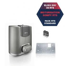 Motorisation SOMFY ELIXO 500 3S - RTS Standard