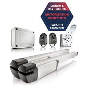 Motorisation SOMFY IXENGO L 3S RTS Standard