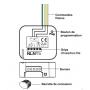 Micro récepteur - Somfy RTS pour volet roulant
