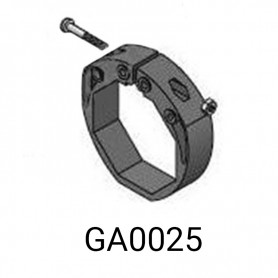 Bague de Verrouillage Automatique : VAS - Pour tube octo de 70