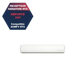 RÉCEPTEUR DÉPORTE 24V RTS POUR VARIATION