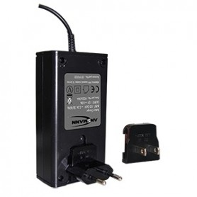 Chargeur de batterie pour moteur SIMU solaire
