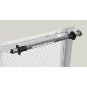 Kit de motorisation dans tube de 60 Well'com 10Nm pour fenêtre