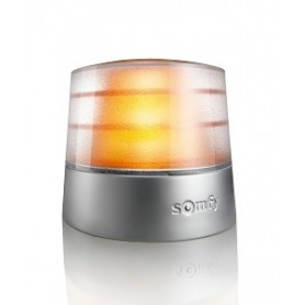 Feu orange led SOMFY Master Pro 24V avec antenne RTS