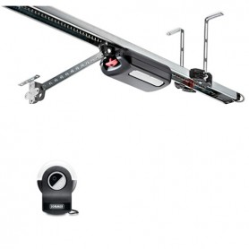 Pack PRO+ SOMMER 800 Nm : Moteur + chariot + rail/chaîne + émetteurs