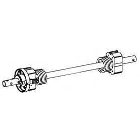 Compensateur pour tube ZF64 ressort 600 Gauche tension 8,5 tours maxi