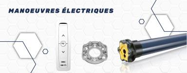 Large choix de pièces détachées pour volet roulant électrique