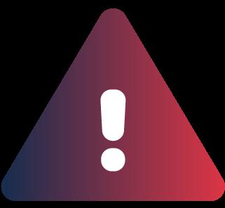 icone alert l'atelier du volet
