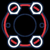 icone de support moteur pour volet roulant
